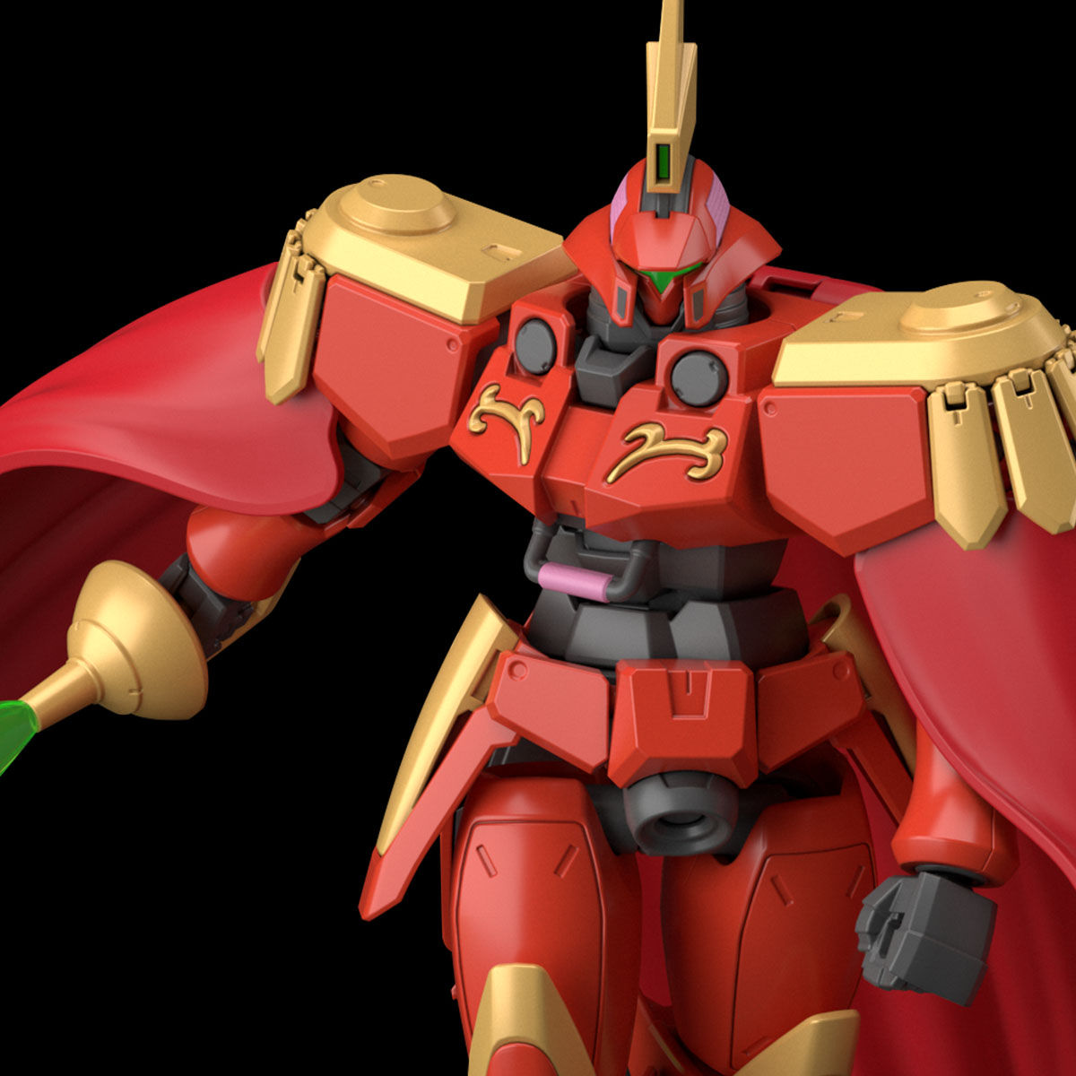 HG 1/144『レオス』新機動戦記ガンダムW DUAL STORY G-UNIT プラモデル-001
