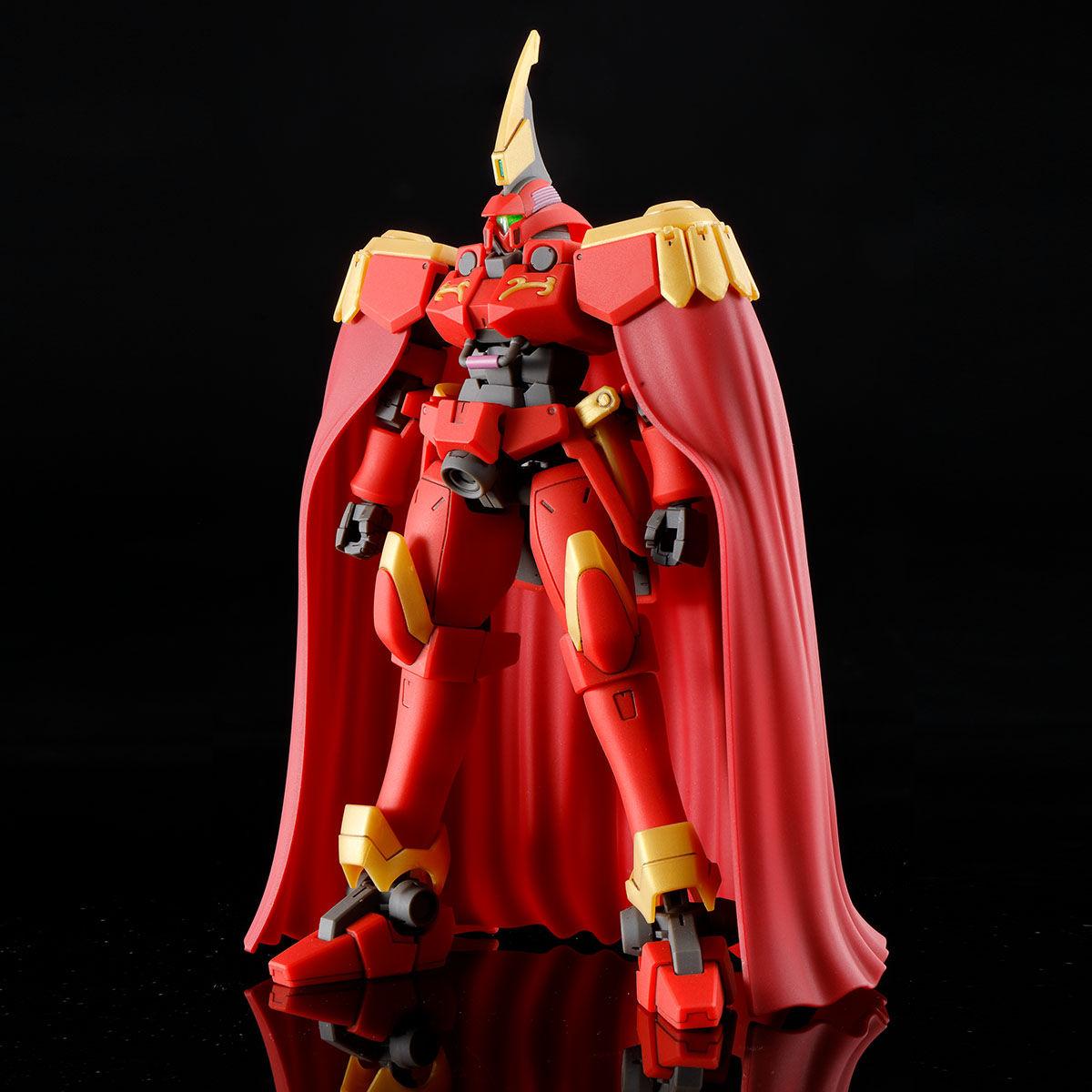 HG 1/144『レオス』新機動戦記ガンダムW DUAL STORY G-UNIT プラモデル-002