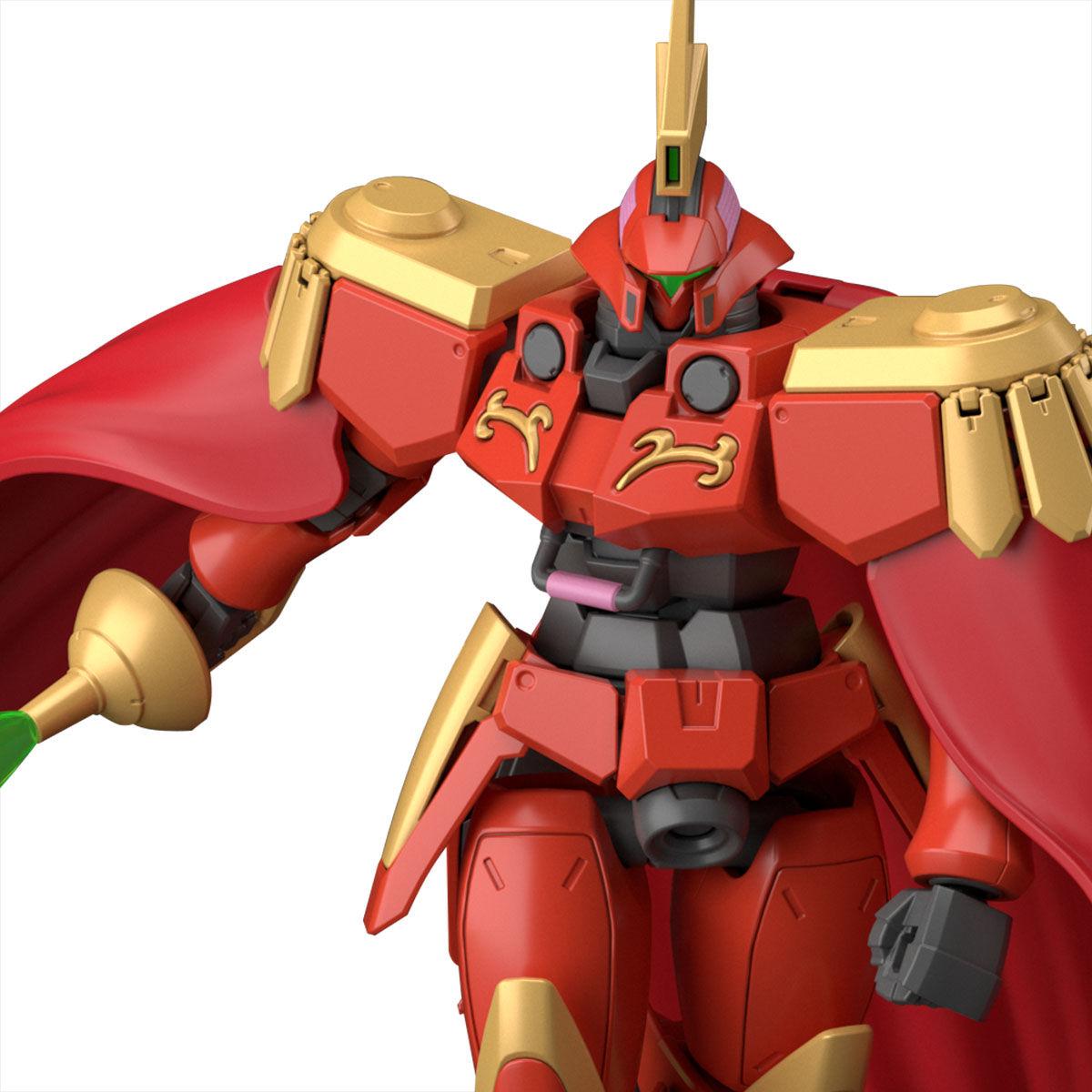 HG 1/144『レオス』新機動戦記ガンダムW DUAL STORY G-UNIT プラモデル-010