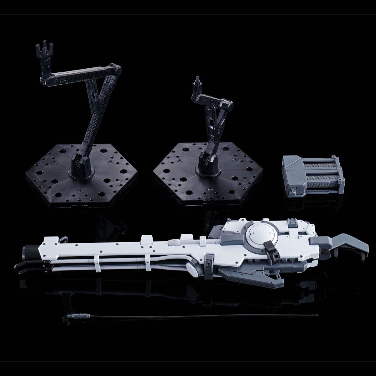 【限定販売】RG 1/144『Hi-νガンダム専用ハイパー・メガ・バズーカ・ランチャー』逆襲のシャア プラモデル-002