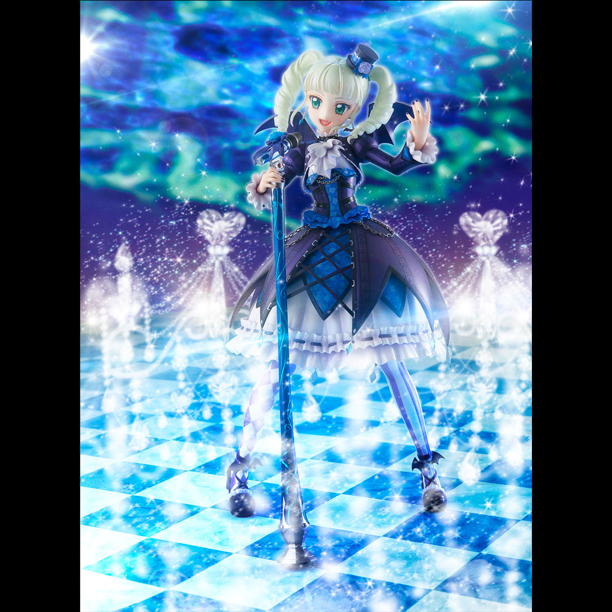 【限定販売】Lucrea/ルクリア『藤堂ユリカ ゴスマジックコーデ』アイカツ!完成品フィギュア-008
