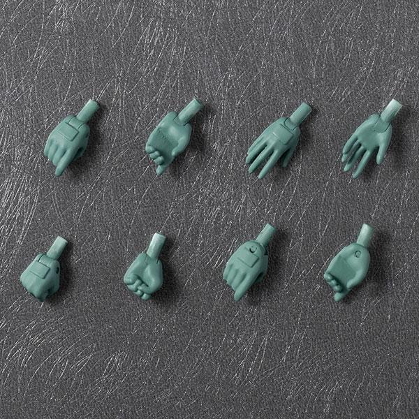 G.M.G. ガンダムミリタリージェネレーション『ジオン公国軍 06 シャア・アズナブル』1/18 可動フィギュア-017