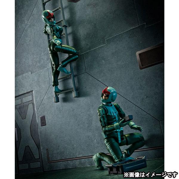 G.M.G. ガンダムミリタリージェネレーション『ジオン公国軍 06 シャア・アズナブル』1/18 可動フィギュア-031