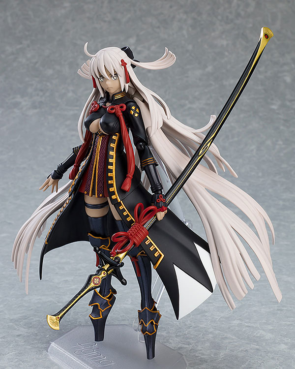 figma『アルターエゴ/沖田総司〔オルタ〕』Fate/Grand Order 可動フィギュア-001