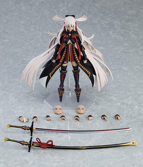 figma『アルターエゴ/沖田総司〔オルタ〕』Fate/Grand Order 可動フィギュア-009