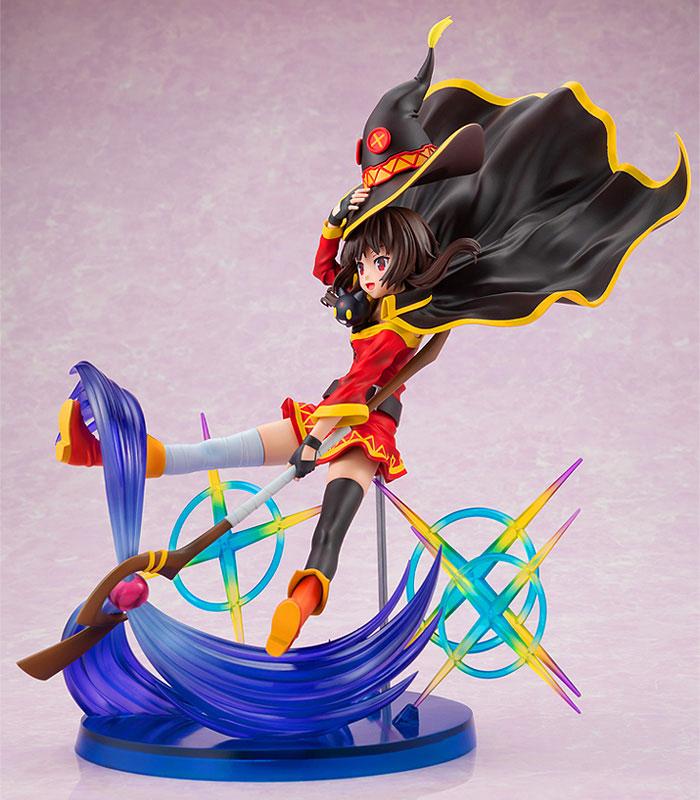 CAworks『めぐみん AnimeOpeningEdition』この素晴らしい世界に祝福を! 1/7 美少女フィギュア-002