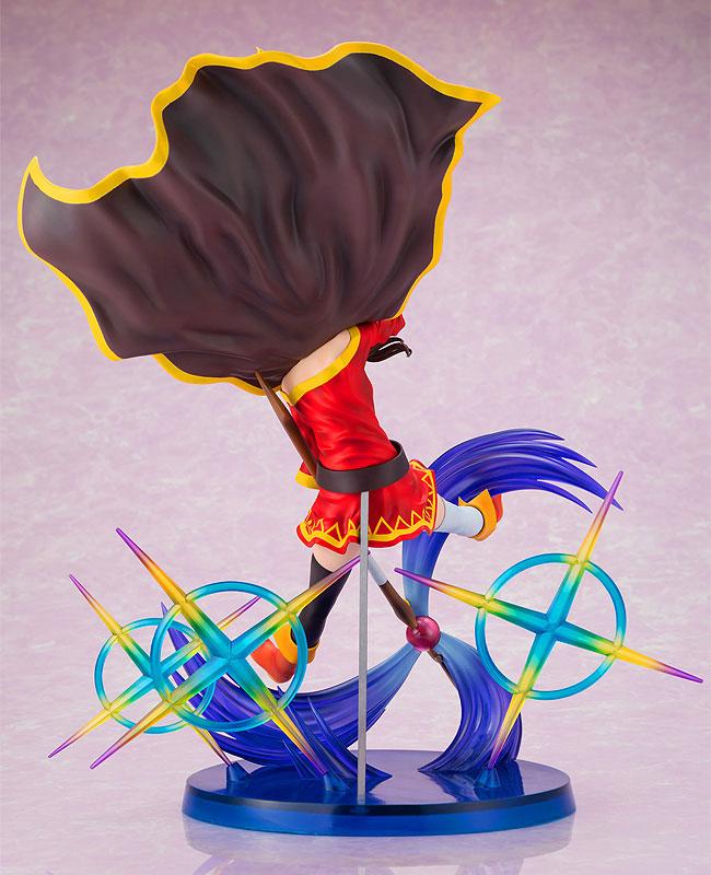 CAworks『めぐみん AnimeOpeningEdition』この素晴らしい世界に祝福を! 1/7 美少女フィギュア-003