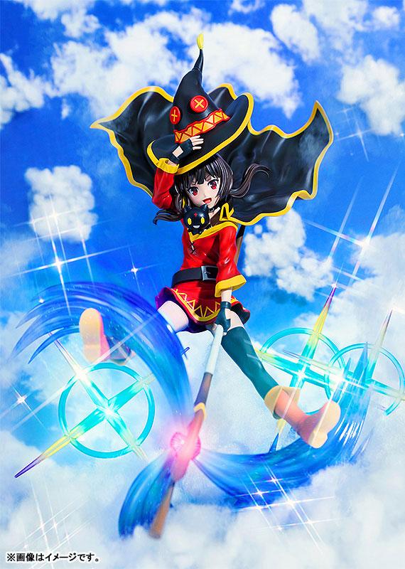 CAworks『めぐみん AnimeOpeningEdition』この素晴らしい世界に祝福を! 1/7 美少女フィギュア-008