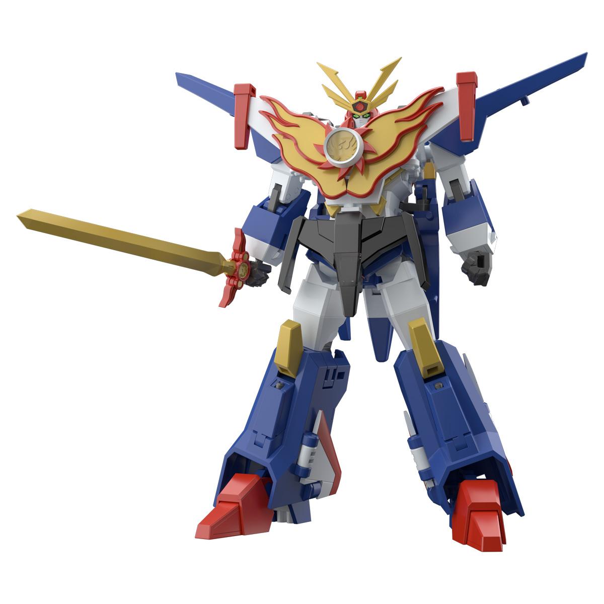 【食玩】SMP [SHOKUGAN MODELING PROJECT] 『太陽の勇者ファイバード』3個入りBOX-001