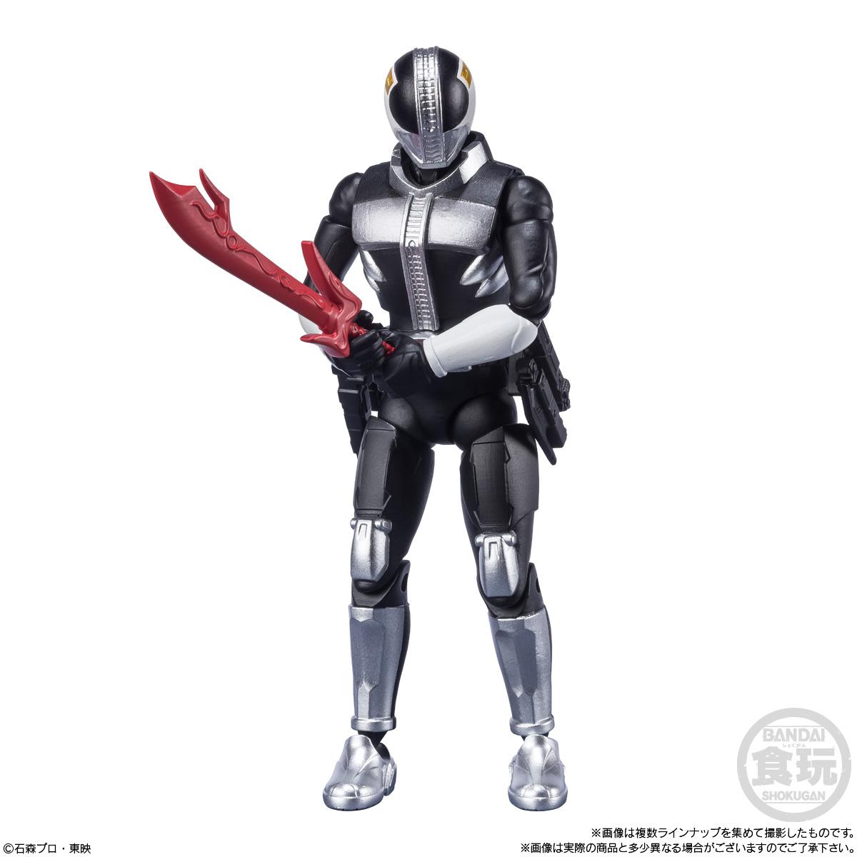 【食玩】SHODO-X『仮面ライダー13』可動フィギュア 10個入りBOX-009
