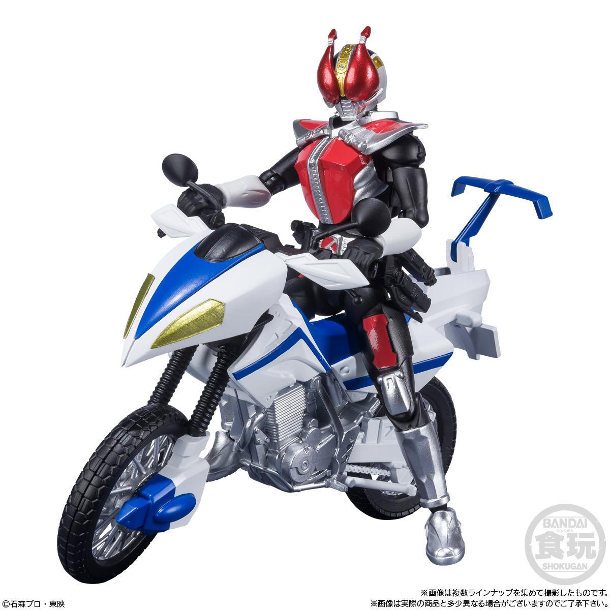 【食玩】SHODO-X『仮面ライダー13』可動フィギュア 10個入りBOX-010