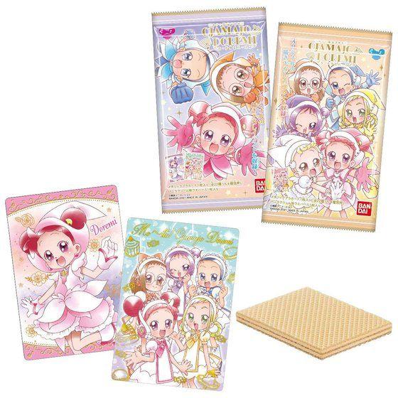 【食玩】おジャ魔女どれみ『おジャ魔女どれみカードウエハース2』20個入りBOX