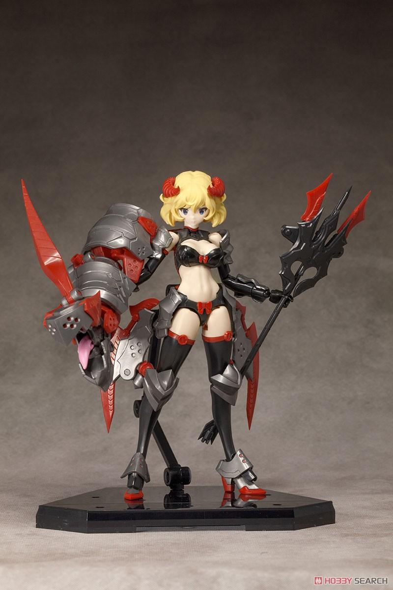 DarkAdvent『Dragondress ソフィア DX ver.1.1』プラモデル-002