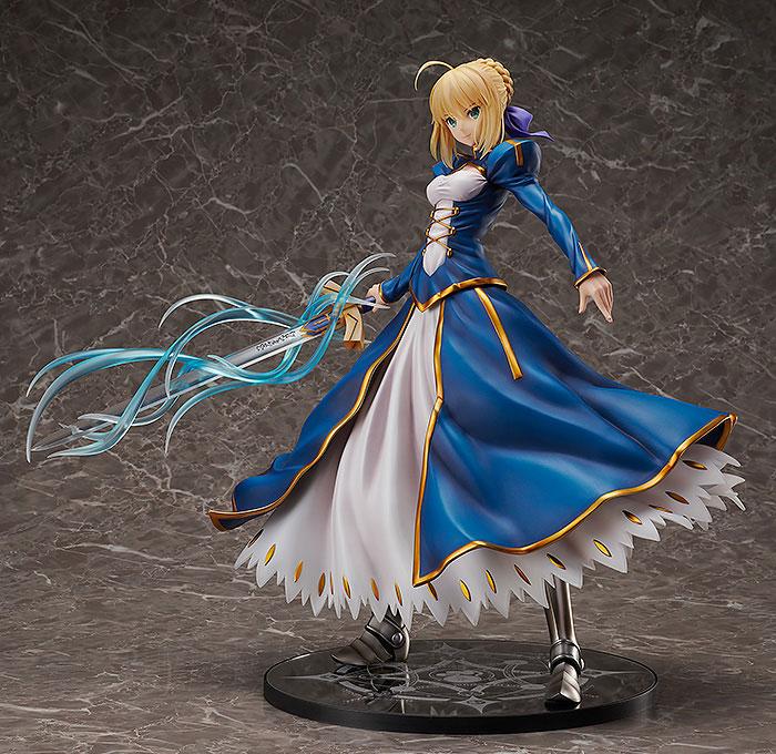 【限定販売】【再販】Fate/Grand Order『セイバー/アルトリア・ペンドラゴン』1/4 完成品フィギュア-004