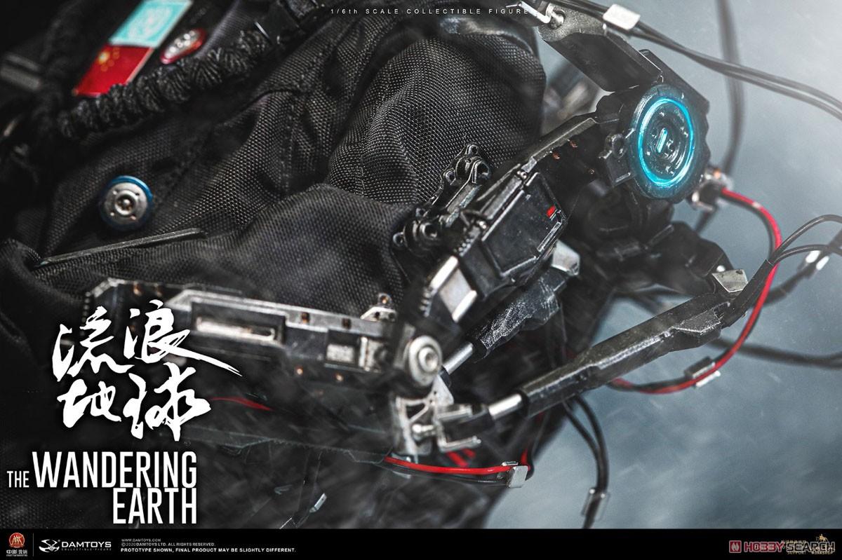 流転の地球『CN171-11救援隊 キャプテン ワン・レイ』1/6 コレクティブル可動フィギュア-004