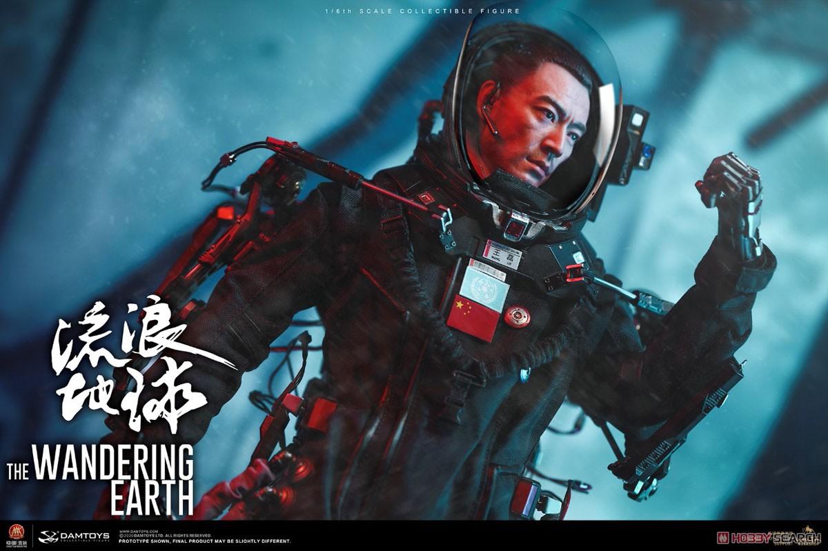流転の地球『CN171-11救援隊 キャプテン ワン・レイ』1/6 コレクティブル可動フィギュア-009