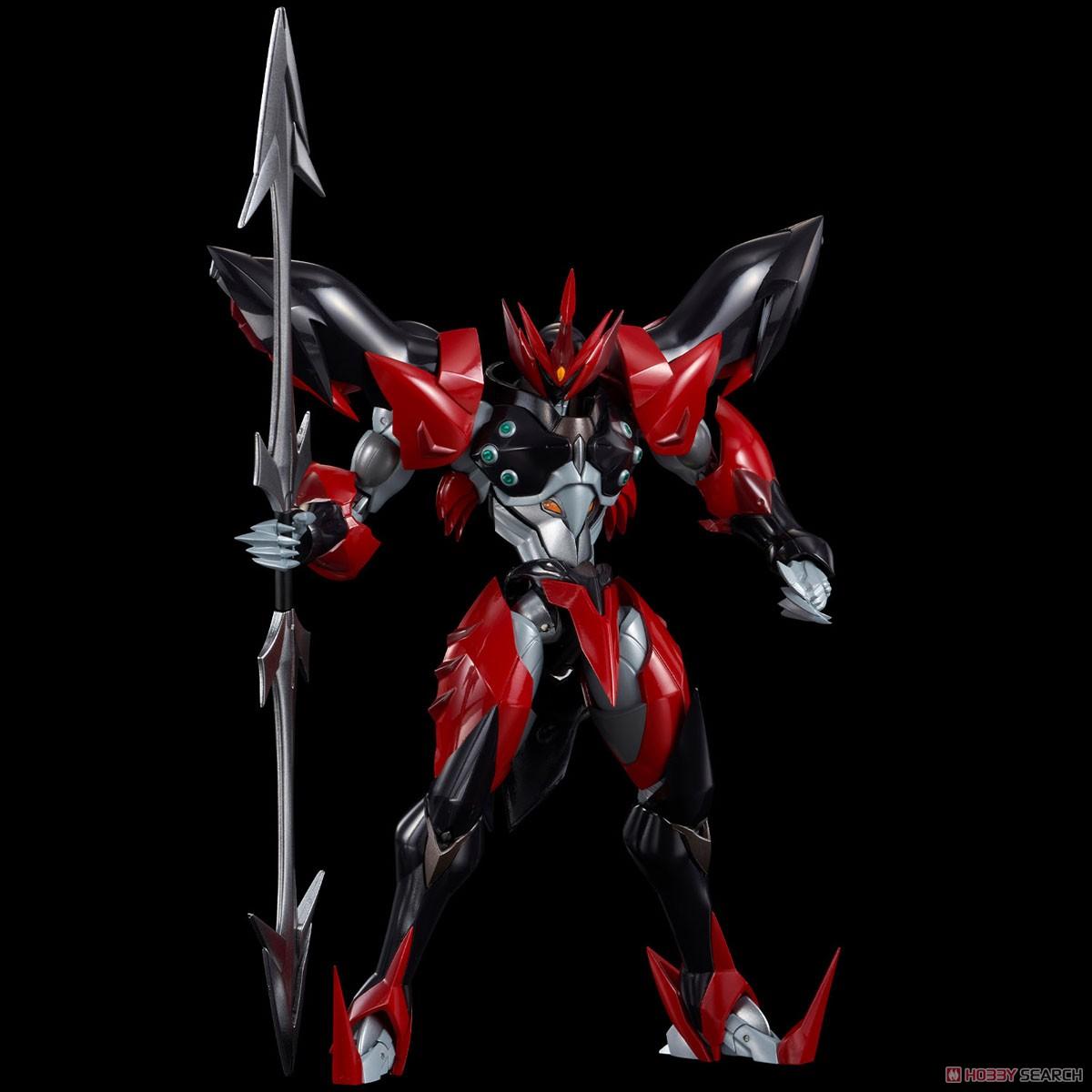 RIOBOT『テッカマンエビル』宇宙の騎士テッカマンブレード 可動フィギュア-001