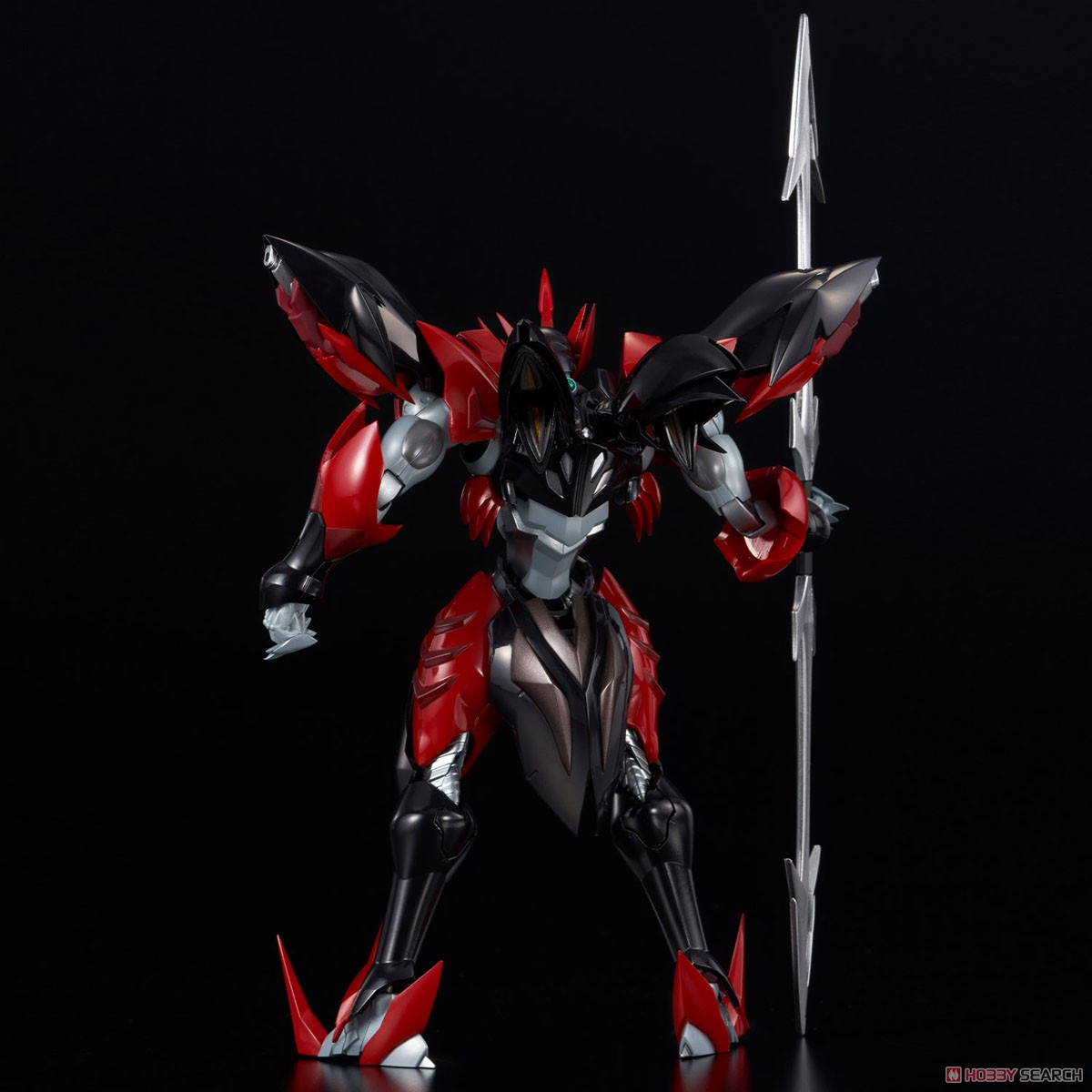 RIOBOT『テッカマンエビル』宇宙の騎士テッカマンブレード 可動フィギュア-002