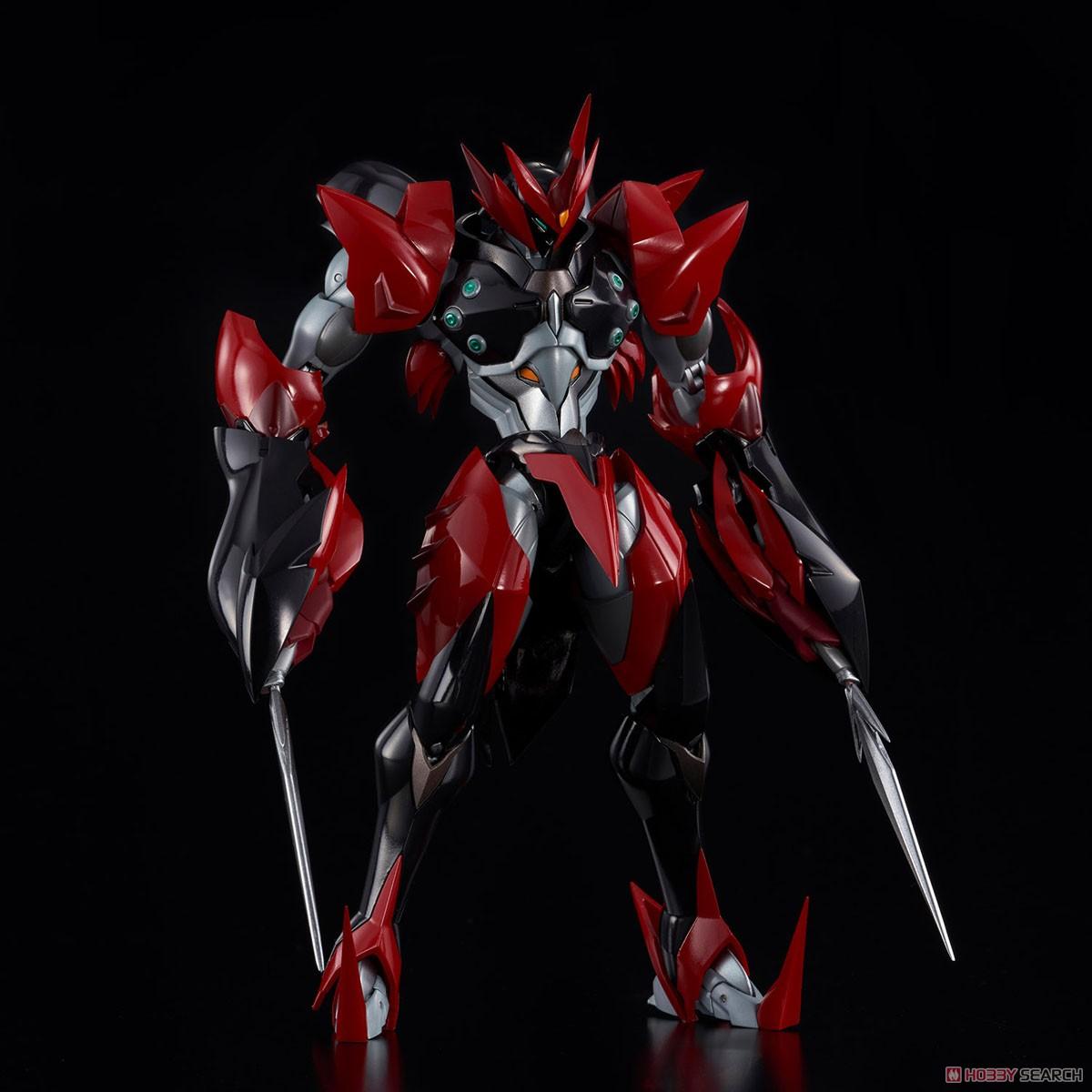 RIOBOT『テッカマンエビル』宇宙の騎士テッカマンブレード 可動フィギュア-003