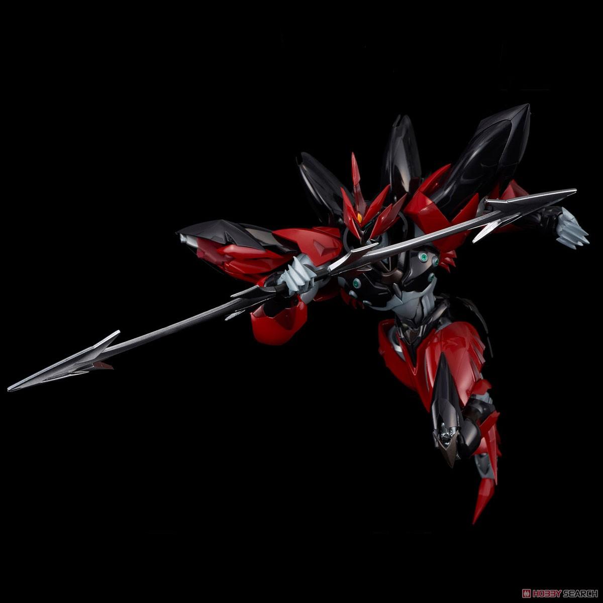 RIOBOT『テッカマンエビル』宇宙の騎士テッカマンブレード 可動フィギュア-005