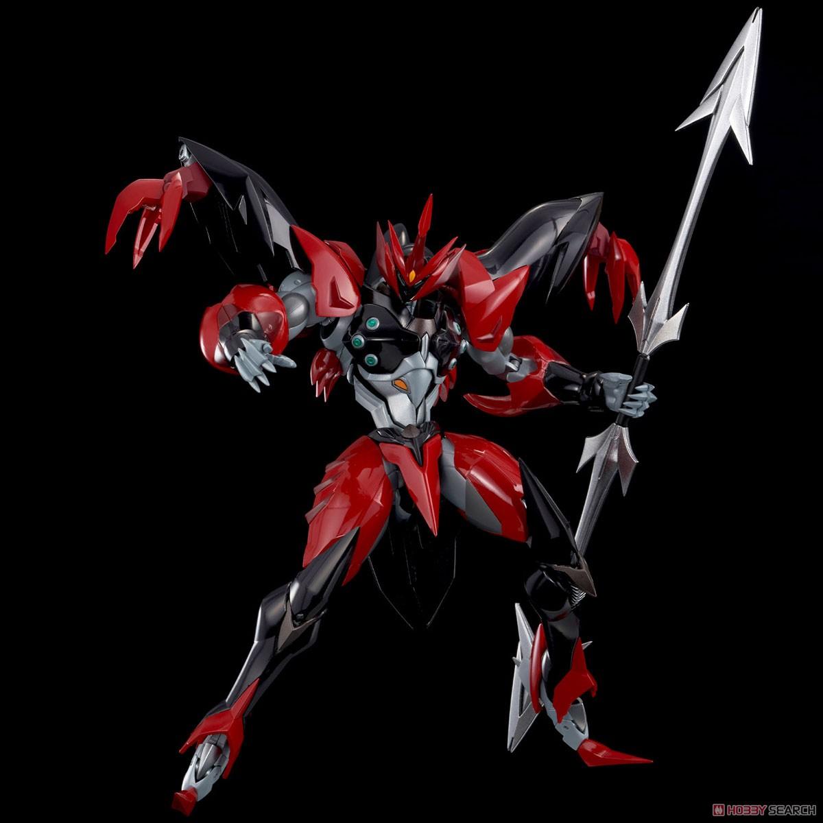 RIOBOT『テッカマンエビル』宇宙の騎士テッカマンブレード 可動フィギュア-006
