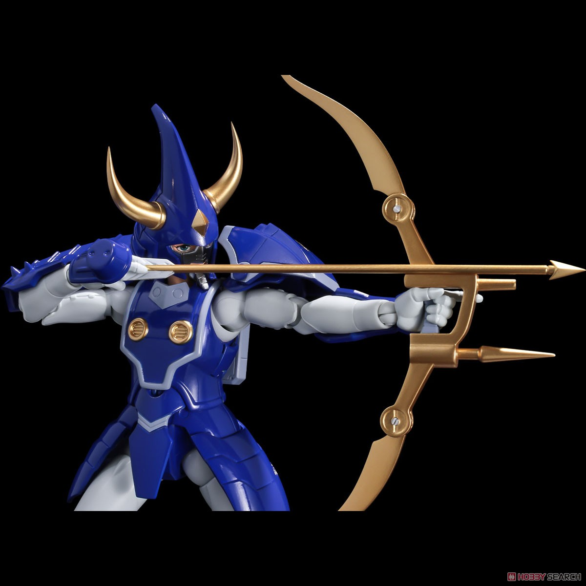 超弾可動『天空のトウマ』鎧伝サムライトルーパー 可動フィギュア-009