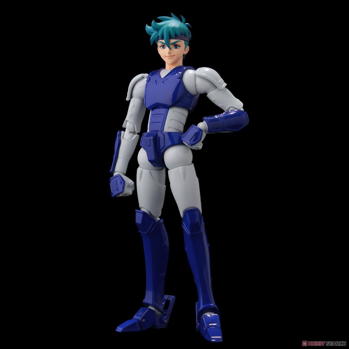 超弾可動『天空のトウマ』鎧伝サムライトルーパー 可動フィギュア-011