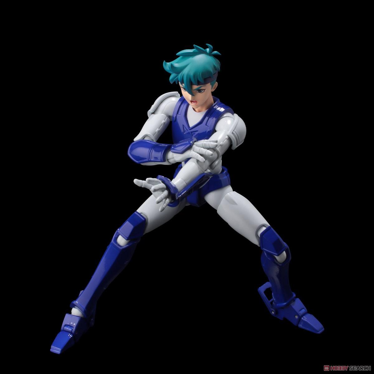 超弾可動『天空のトウマ』鎧伝サムライトルーパー 可動フィギュア-012