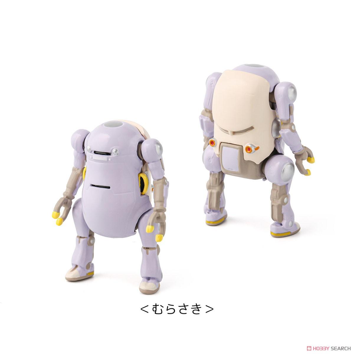 メカトロウィーゴ『タイニー メカトロウィーゴ3』6個入りBOX-008