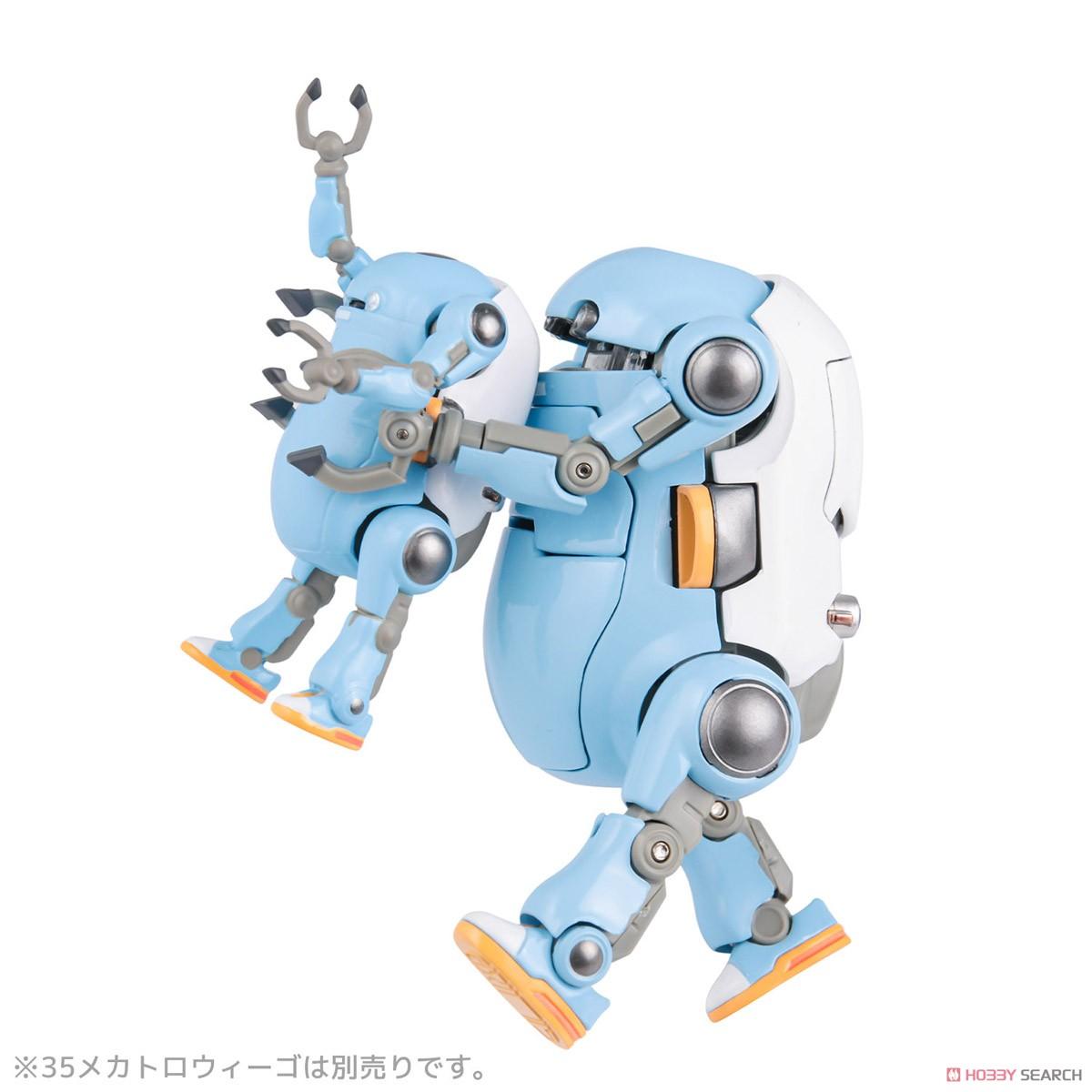 メカトロウィーゴ『タイニー メカトロウィーゴ3』6個入りBOX-011