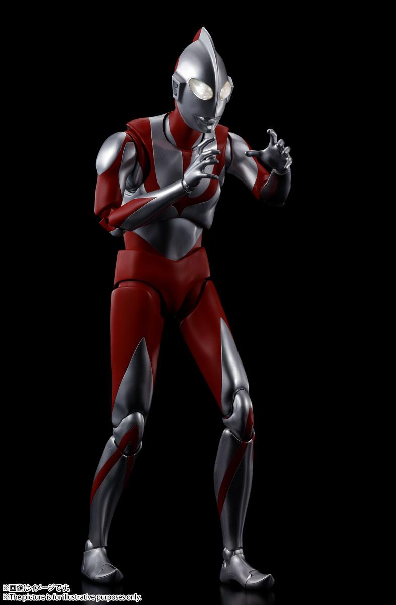 DYNACTION『ウルトラマン(シン・ウルトラマン)』ダイナクション 可動フィギュア-001