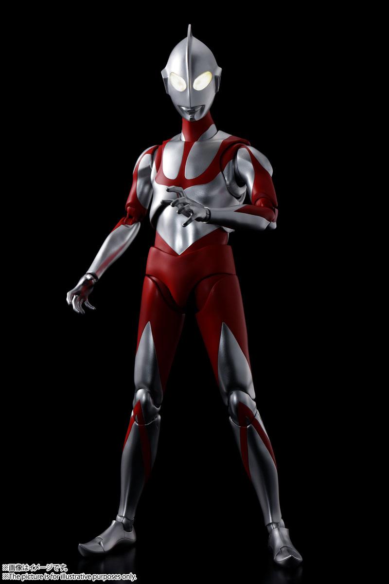 DYNACTION『ウルトラマン(シン・ウルトラマン)』ダイナクション 可動フィギュア-002