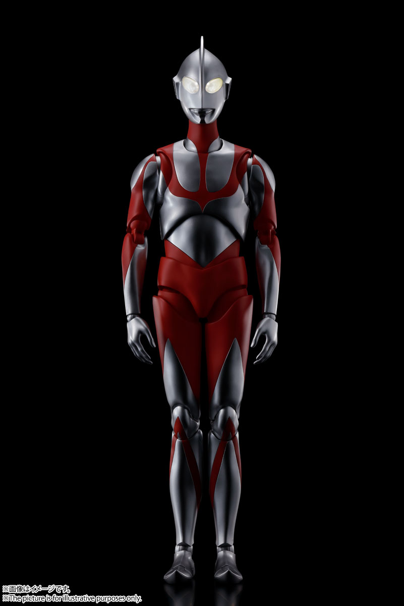 DYNACTION『ウルトラマン(シン・ウルトラマン)』ダイナクション 可動フィギュア-003