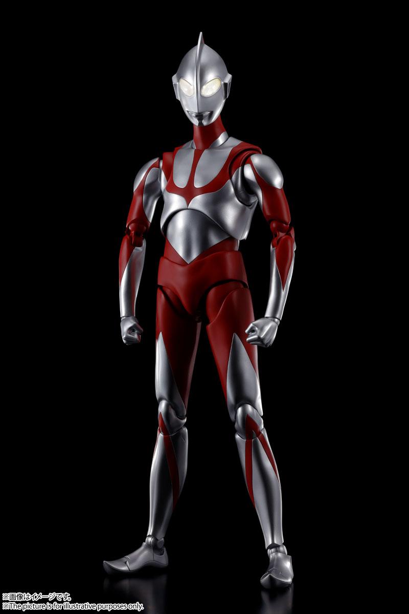 DYNACTION『ウルトラマン(シン・ウルトラマン)』ダイナクション 可動フィギュア-005