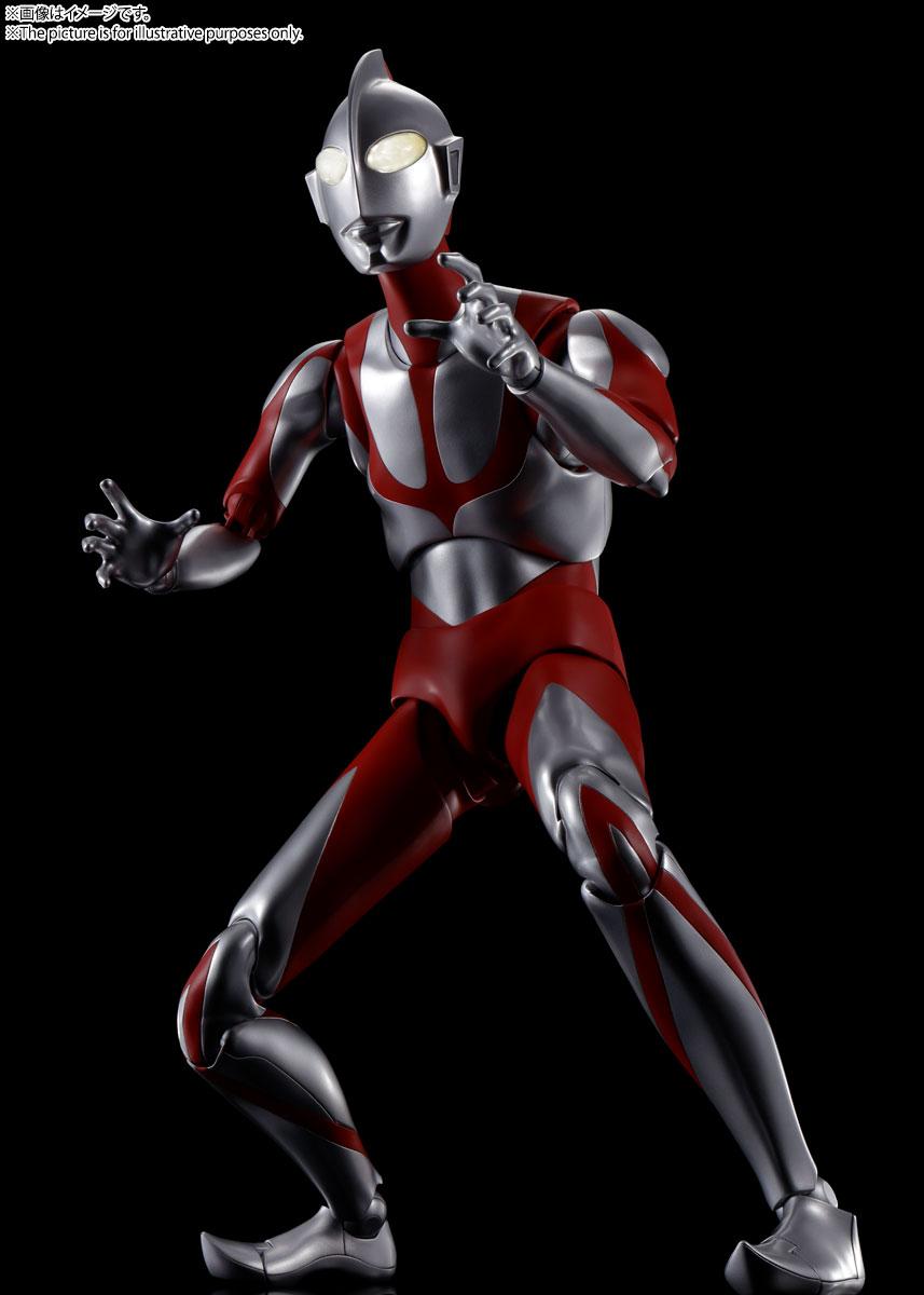 DYNACTION『ウルトラマン(シン・ウルトラマン)』ダイナクション 可動フィギュア-008
