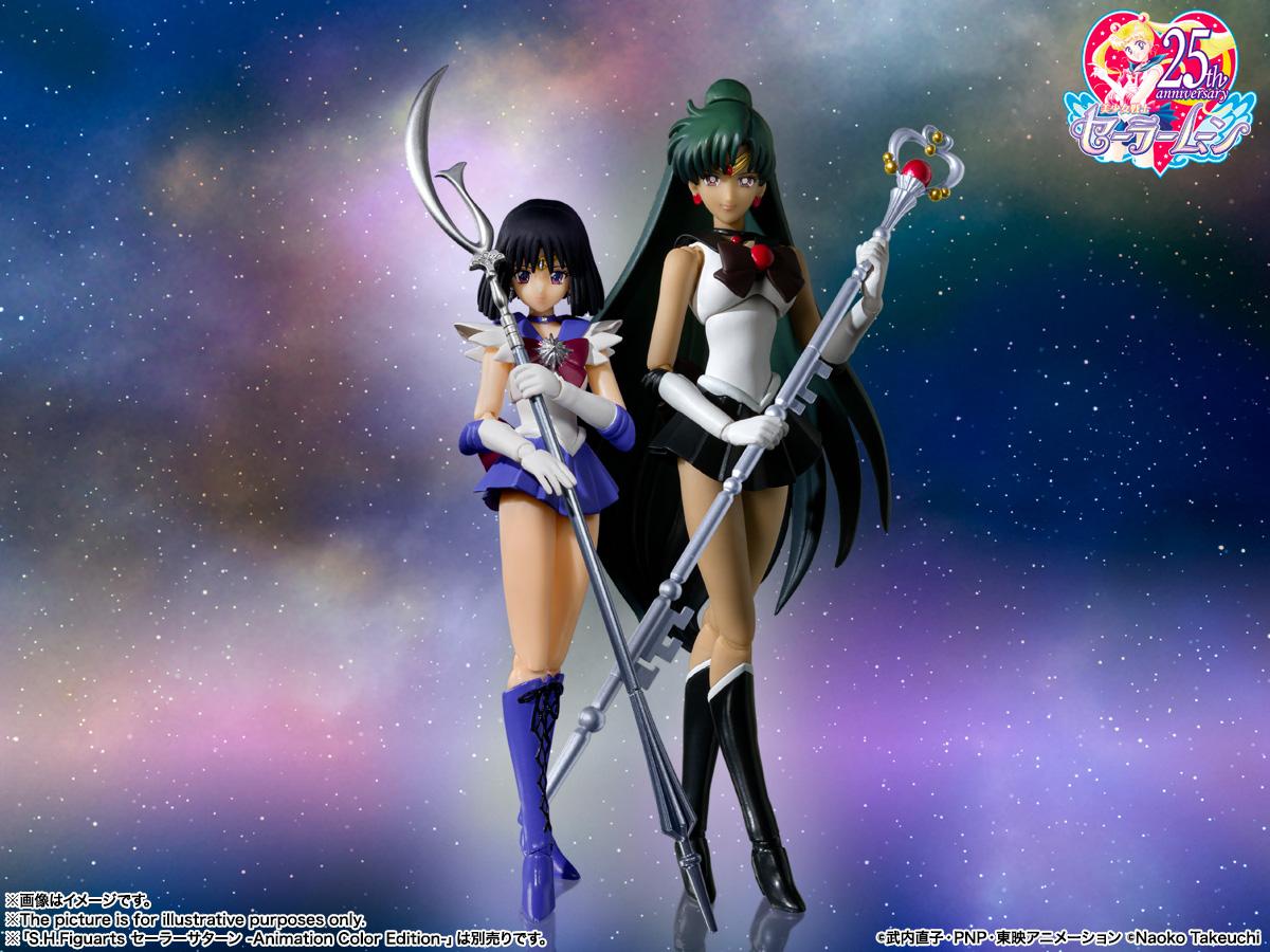 S.H.Figuarts『セーラーサターン -Animation Color Edition-』美少女戦士セーラームーンS 可動フィギュア-012
