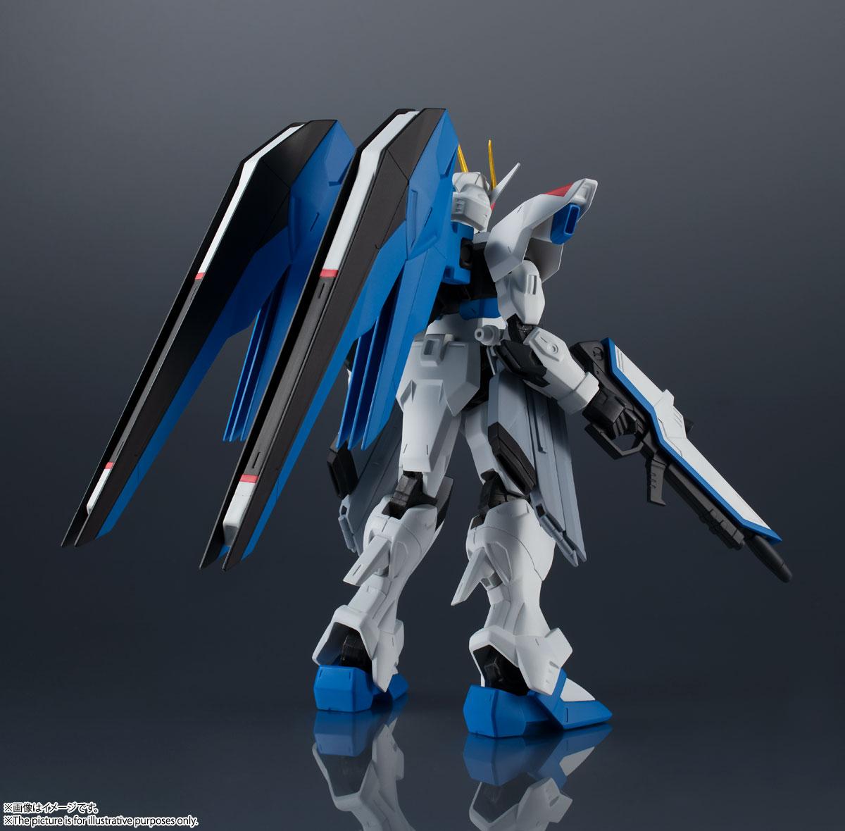 GUNDAM UNIVERSE『GN-001 GUNDAM EXIA/ガンダムエクシア』機動戦士ガンダム00 可動フィギュア-009