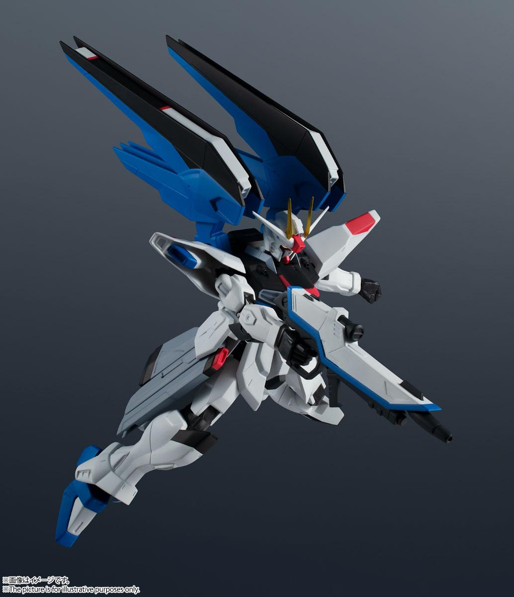 GUNDAM UNIVERSE『GN-001 GUNDAM EXIA/ガンダムエクシア』機動戦士ガンダム00 可動フィギュア-011