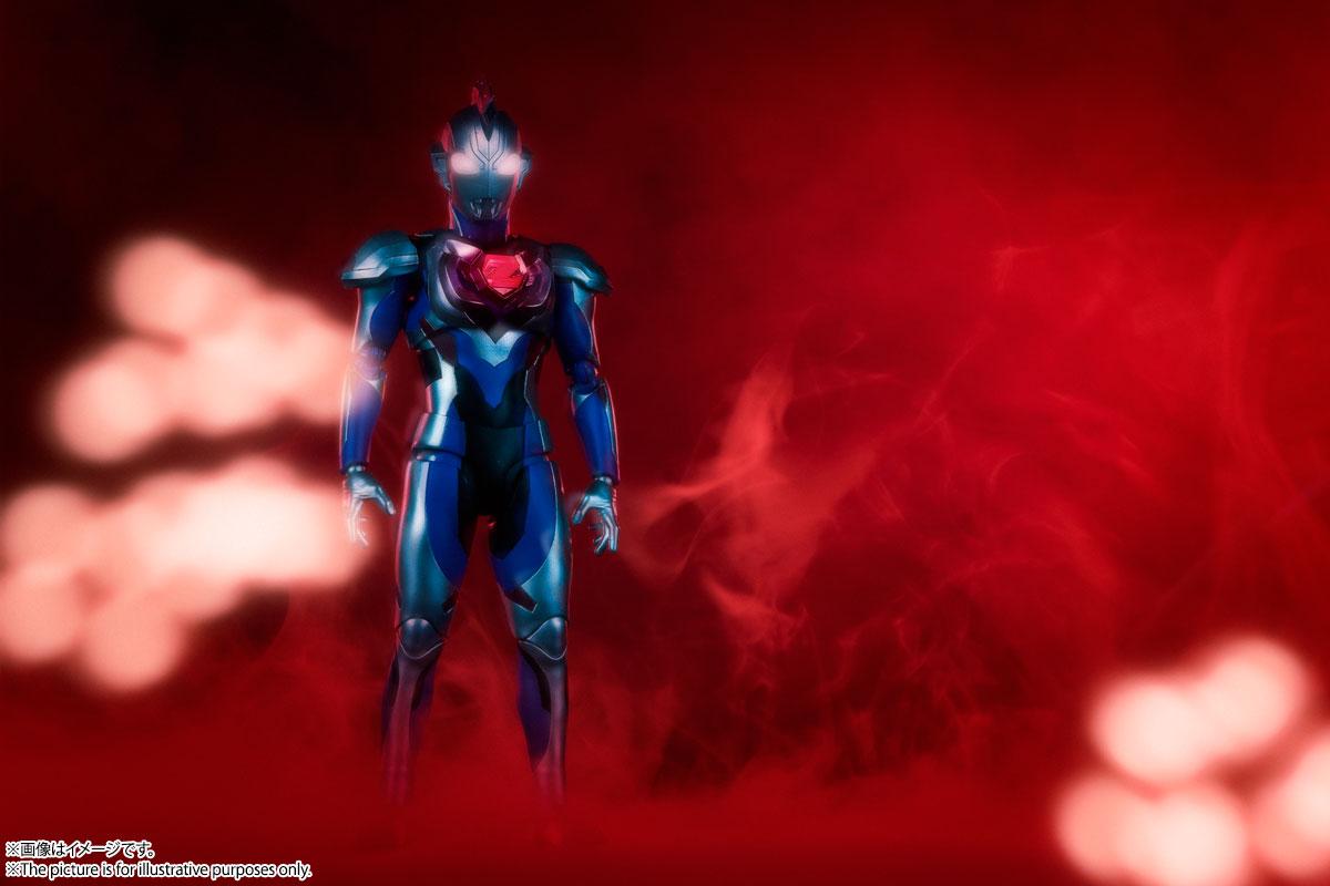 S.H.Figuarts『ウルトラマンゼット オリジナル』ウルトラマンZ 可動フィギュア-009