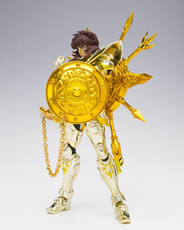 【再販】聖闘士聖衣神話EX『ライブラ童虎(神聖衣)』聖闘士星矢 黄金魂 -soul of gold- 可動フィギュア-012