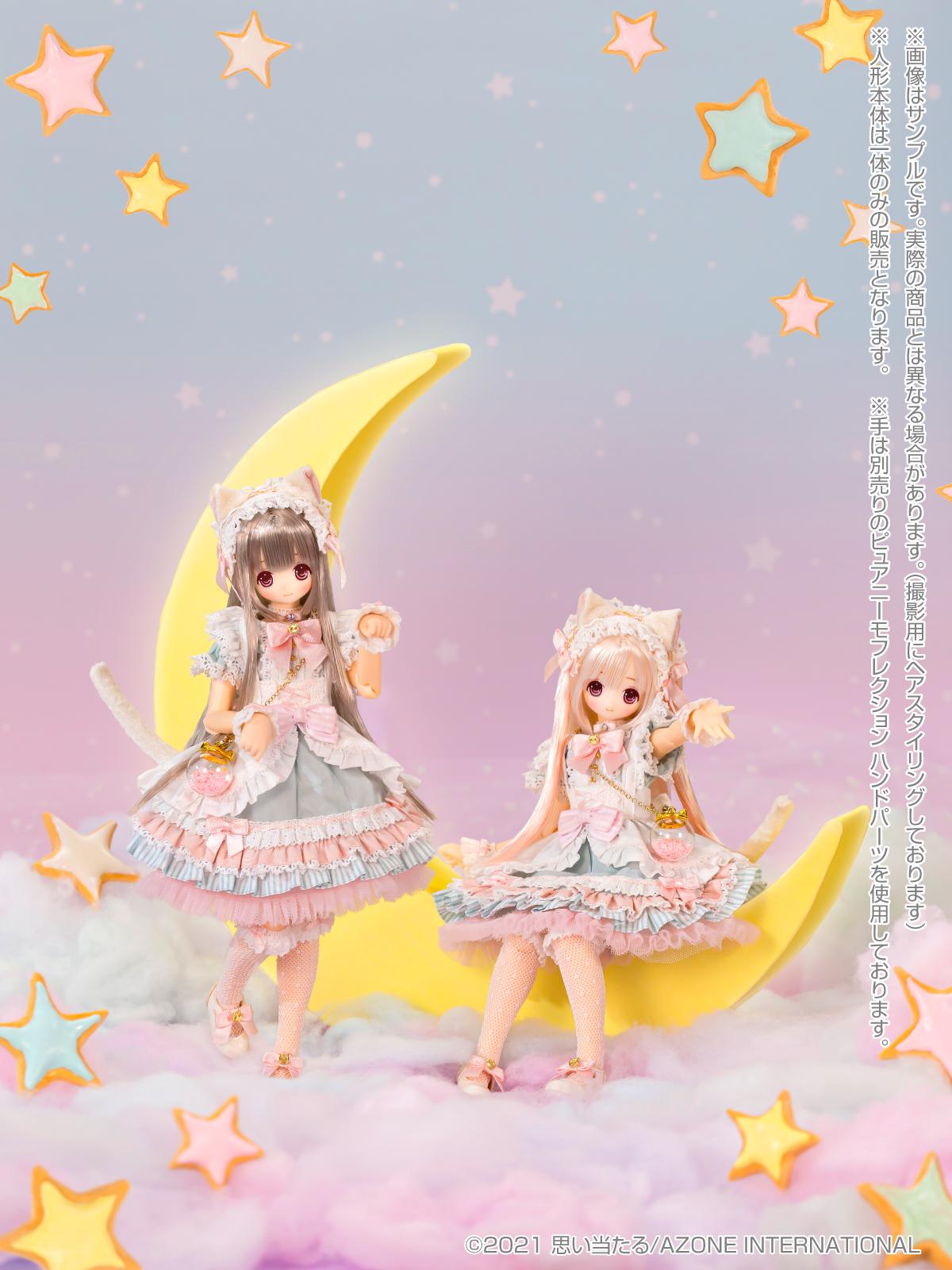 Star Sprinkles『Moon Cat Chiika/ちいか』えっくす☆きゅーと 1/6 完成品ドール-001