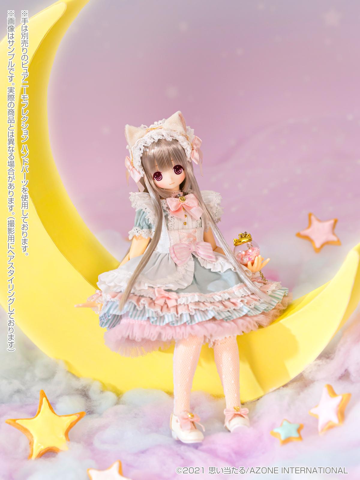 Star Sprinkles『Moon Cat Chiika/ちいか』えっくす☆きゅーと 1/6 完成品ドール-003