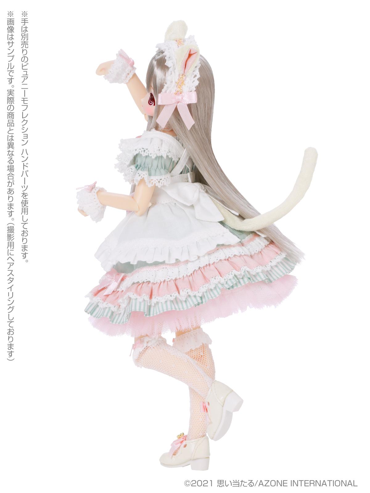 Star Sprinkles『Moon Cat Chiika/ちいか』えっくす☆きゅーと 1/6 完成品ドール-006