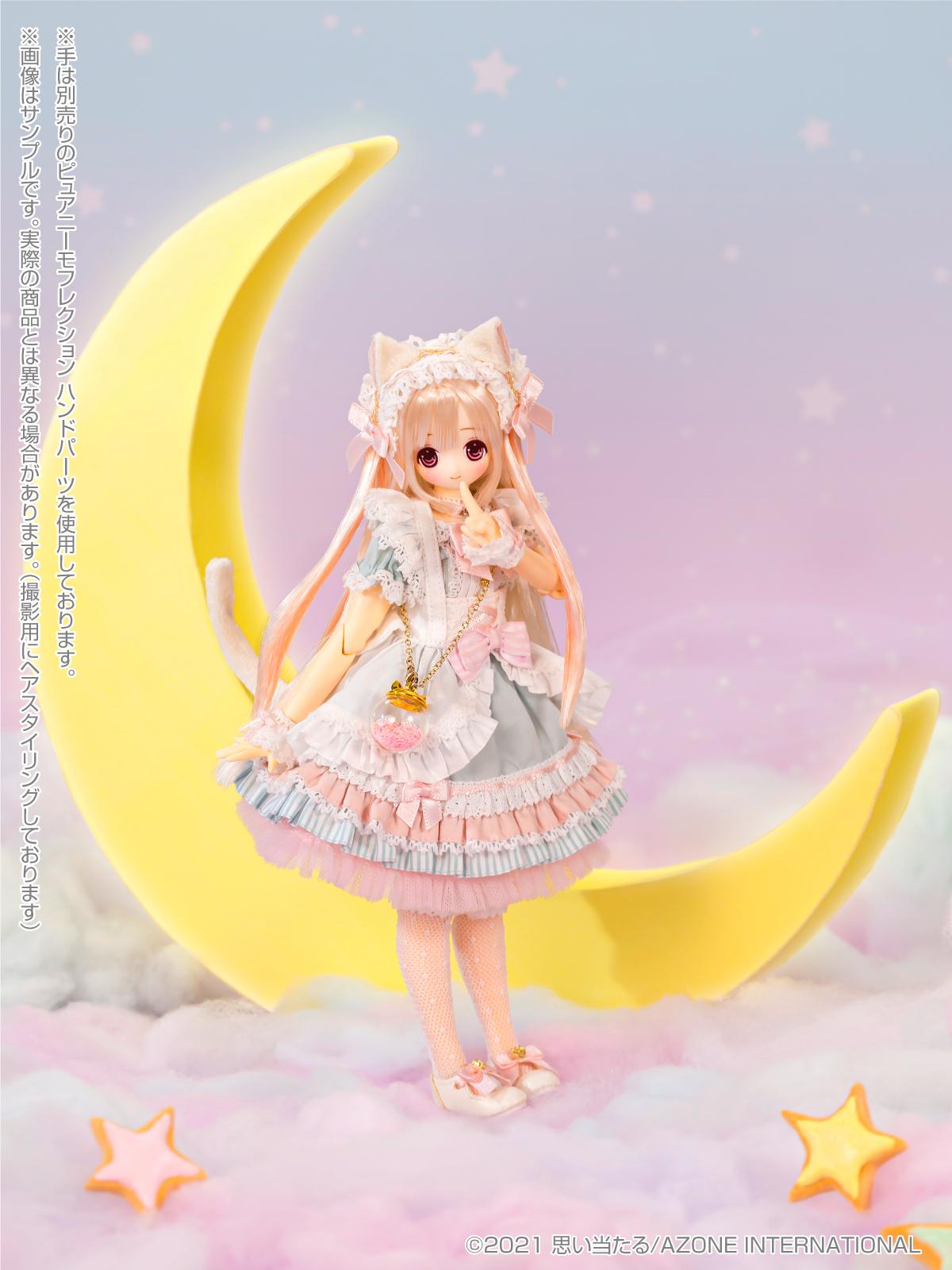 Star Sprinkles『Moon Cat Chiika/ちいか』えっくす☆きゅーと 1/6 完成品ドール-009