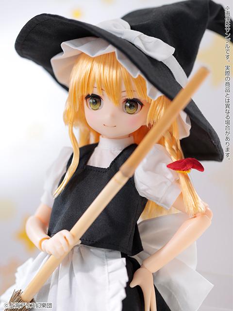 ピュアニーモ キャラクターシリーズ No.132『霧雨魔理沙』東方Project 1/6 完成品ドール-006
