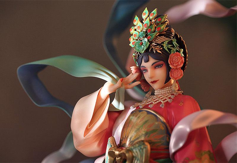 鬢邊不是海棠紅『商細蕊 京劇趙飛燕ver.』1/7 完成品フィギュア-005