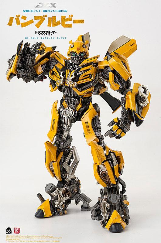 DLXシリーズ『バンブルビー/DLX Bumblebee』トランスフォーマー/最後の騎士王 可動フィギュア-001