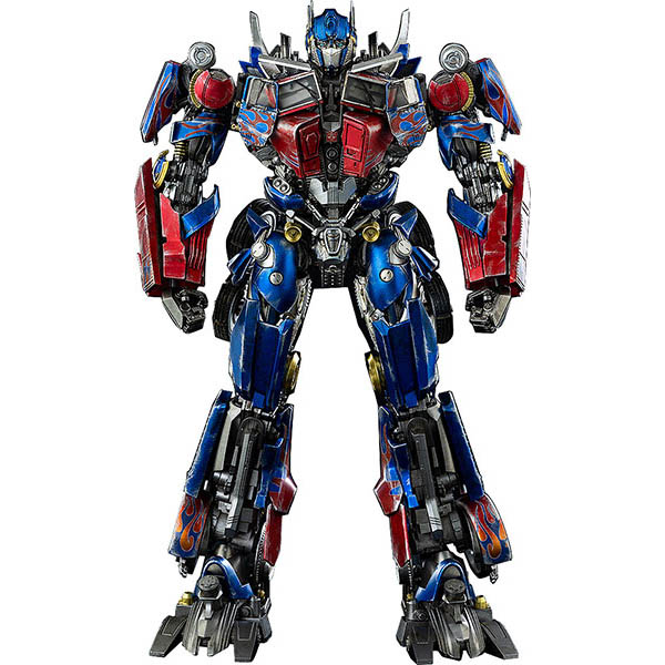 DLXシリーズ『オプティマスプライム/Optimus Prime』トランスフォーマー/リベンジ 可動フィギュア
