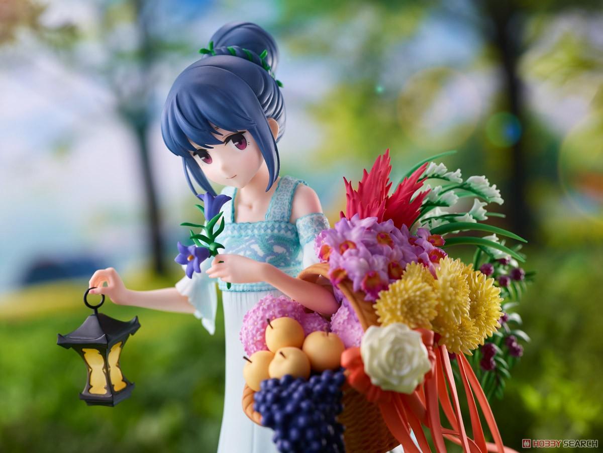 ゆるキャン△『志摩リン Birthday ver.』1/7 完成品フィギュア-011