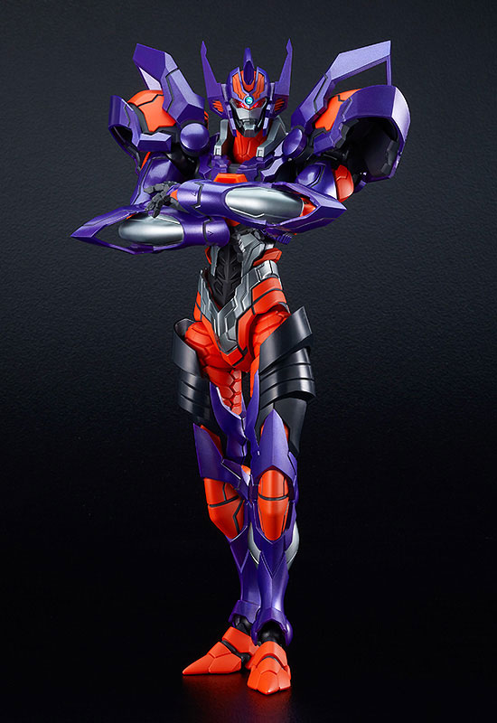 GIGAN-TECHS(ギガンテックス)『グリッドナイト』SSSS.DYNAZENON 可動フィギュア-001
